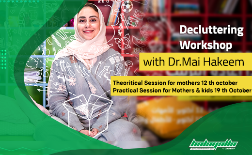 Decluttering Workshop with Dr. Mai Hakeem